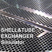 Shell&Tube exchanger simulator