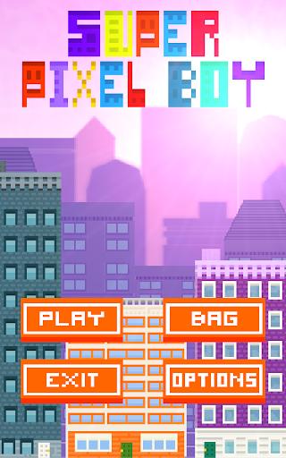 Super Pixel Boy-Free