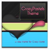 CrazyHome Theme | CrazyPastels
