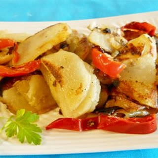 Potatoes and Peppers