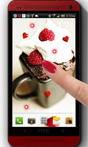 Sweets n Coffe live wallpaper