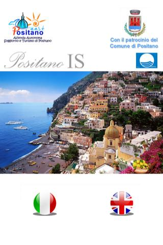 PositanoIS - screenshot