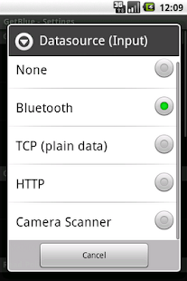 GetBlue Bluetooth Reader, Demo - screenshot thumbnail