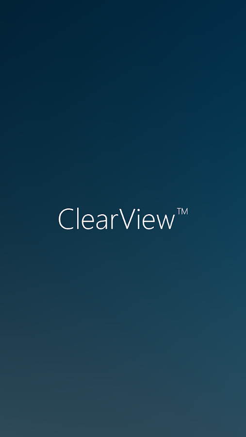 ClearViewAR - screenshot
