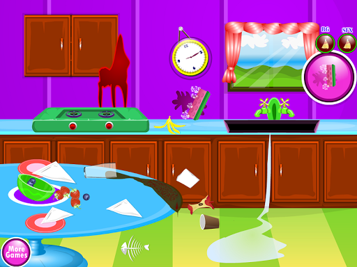 Download kitchen cleaning games for pc for Kitchen arts sa