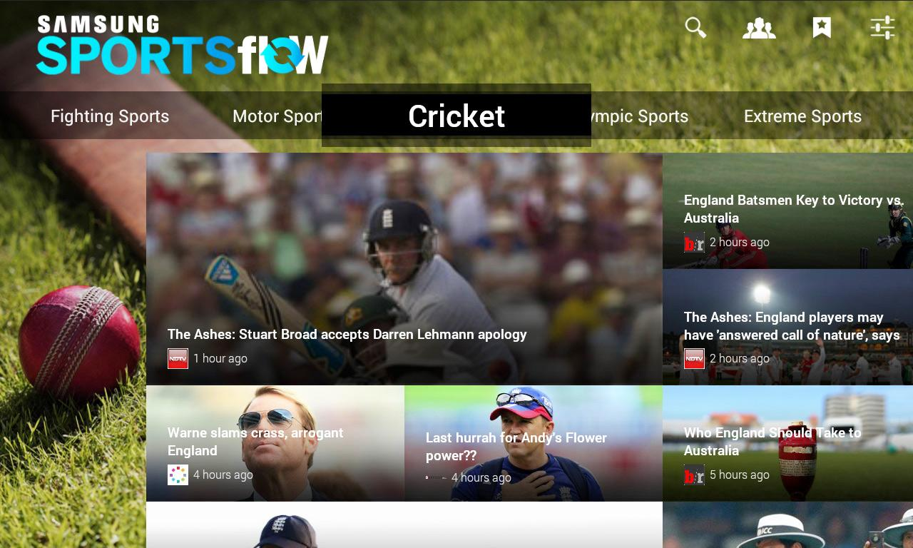 SportsFlow. All Sports News - screenshot