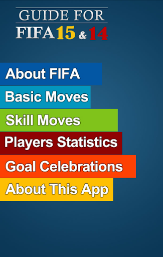 Guide For FIFA 15