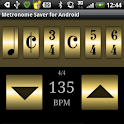 The Final Metronome logo