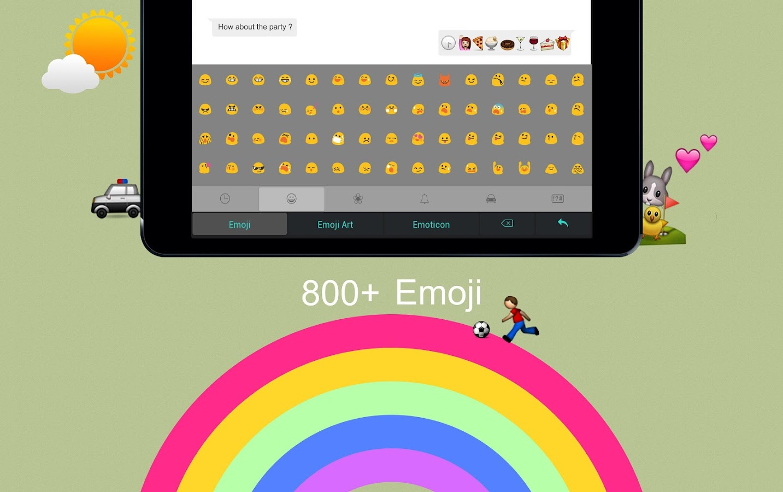 English (US) Keyboard - screenshot