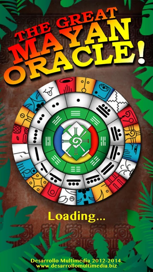 The Great Mayan Oracle (Free)- screenshot