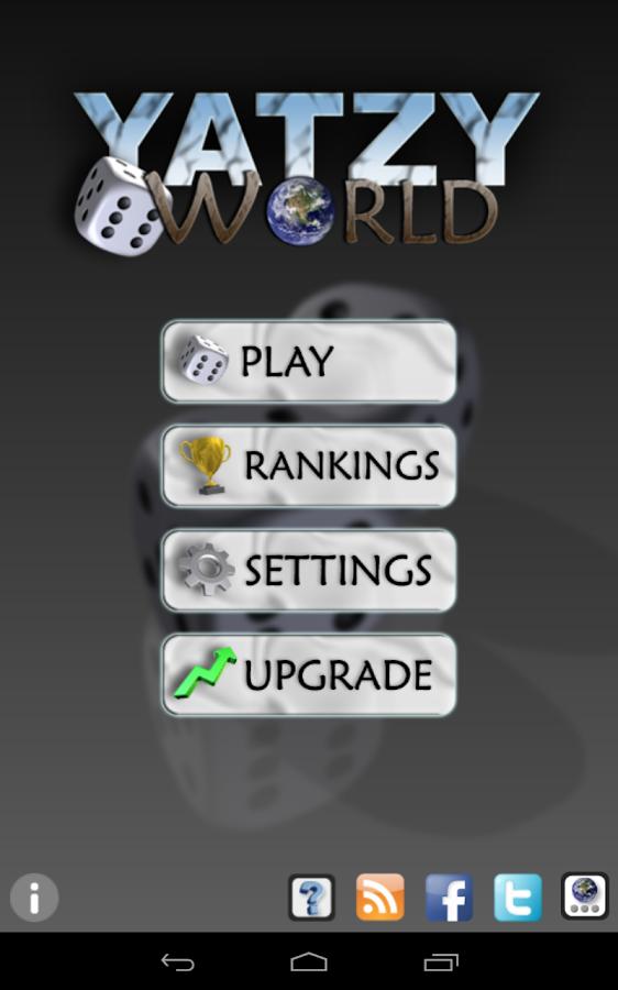 Yatzy World- screenshot
