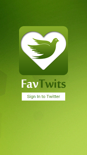 FavTwits for Twitter