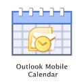Outlook Mobile Calendar logo