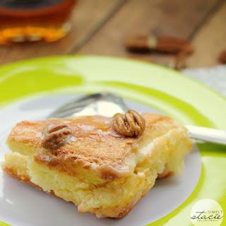 Maple Pecan Danish Bake.
