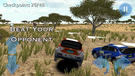 Rally Race 3D : Africa 4x4