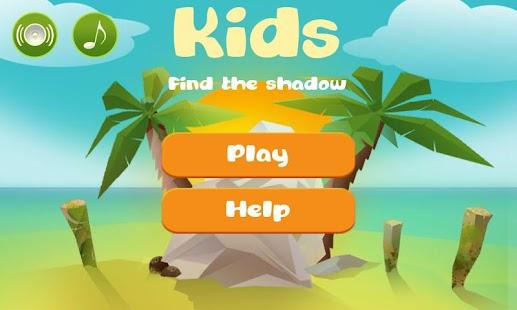 Kids Find the shadow- screenshot thumbnail
