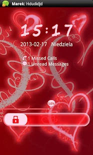 GO Locker Lovely Sweet Hearts- screenshot thumbnail