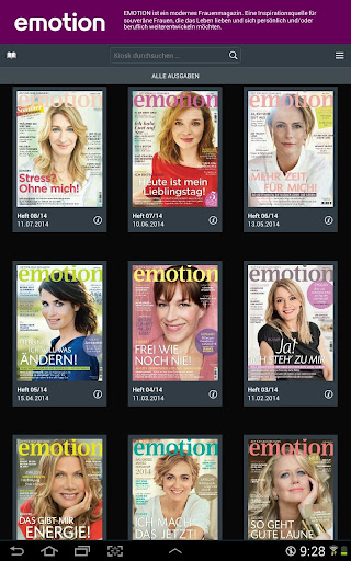 EMOTION – Frauenmagazin