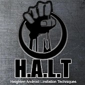 Halt installation blocker