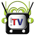 Phone TV icon