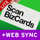 ScanBizCards Lite