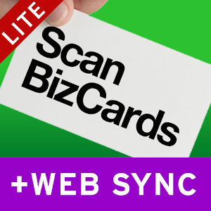ScanBizCards Lite Review