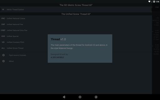 Thread UN/ISO/Tr  screenshots {n} 4