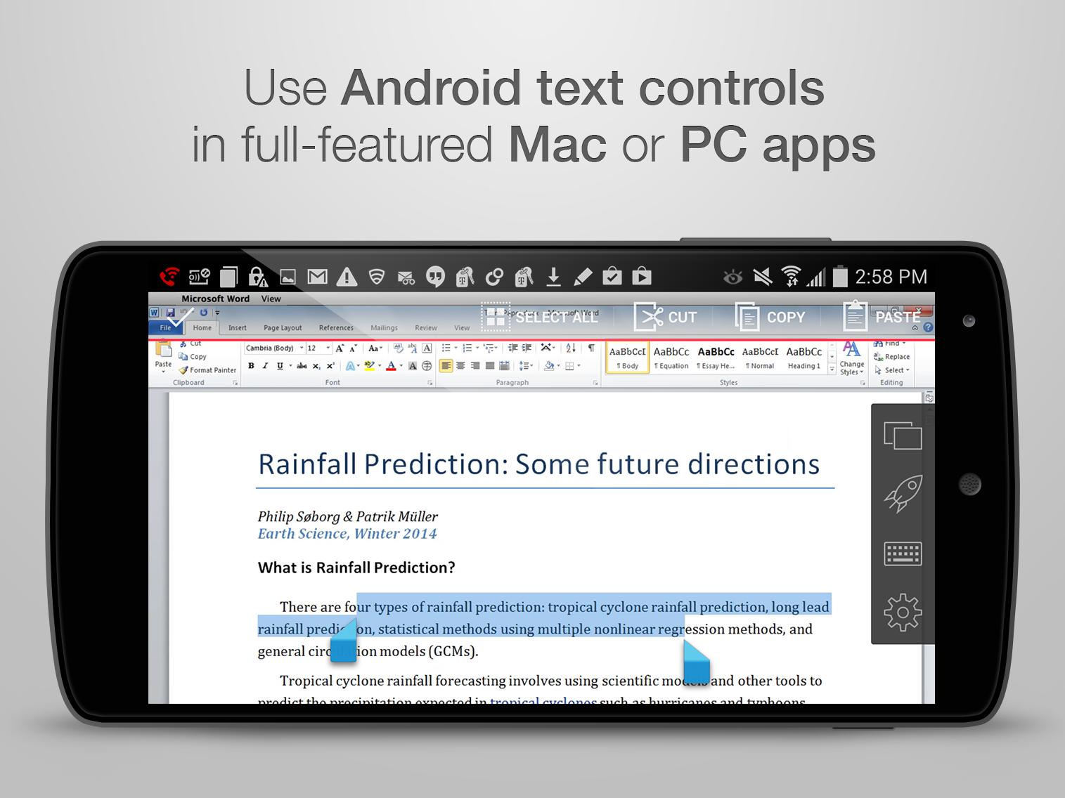 Parallels Access screenshot #2