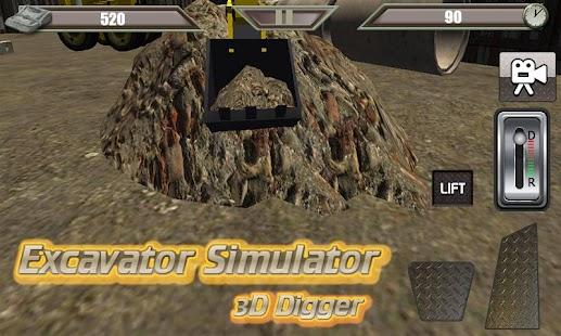 Excavator-Simulator-3D-Digger 4