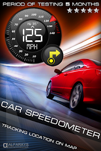 GPS Speedometer Altimeter  + screenshot 0