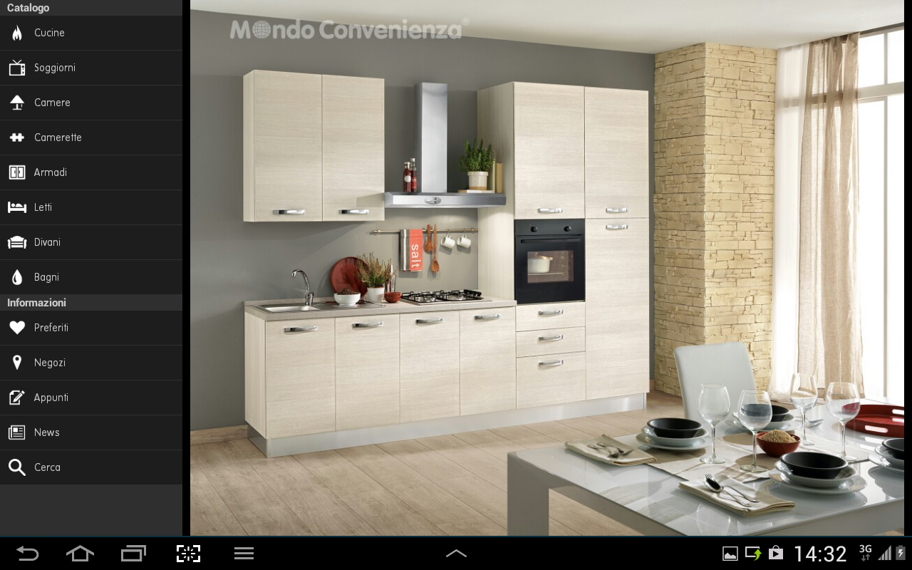 Emejing Cucine Offerta Mondo Convenienza Images - Ideas & Design ...