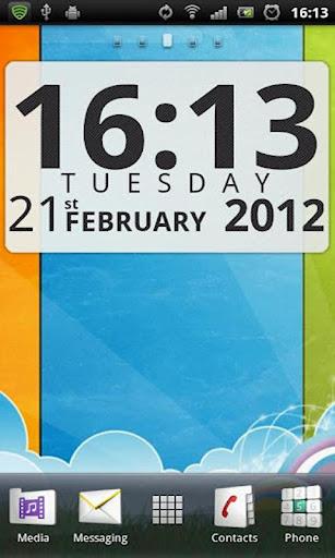 【免費個人化App】Clock 29 XP-APP點子