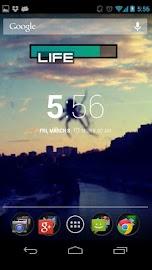 OldSchool Battery Widget (Pro) Screenshot 4