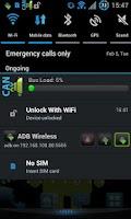 Screenshot of CAN-Bus Analyzer (Wireless)