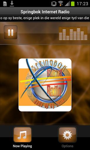 Springbok Internet Radio