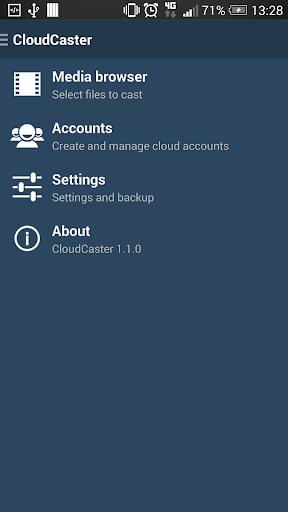 【免費媒體與影片App】CloudCaster-APP點子