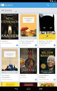 Google Play Books Screenshot 28