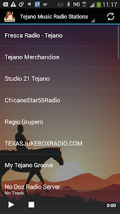 Tejano Music Radio Stations - screenshot thumbnail
