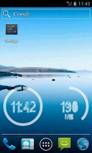 Circle Widget Free- screenshot thumbnail