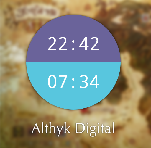 Eorzea Watch Faces
