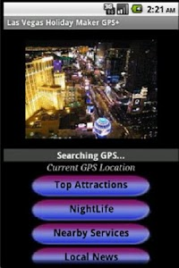 Las Vegas Holiday Guide GPS+ screenshot 0