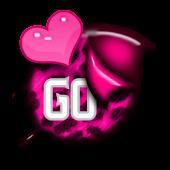 GO KEYBOARD|PinkLeopard