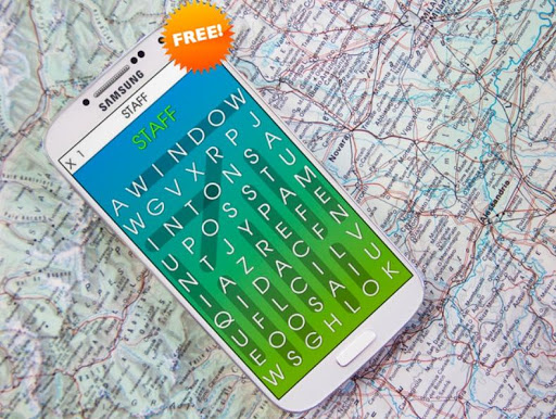 Word Search Relax - Free