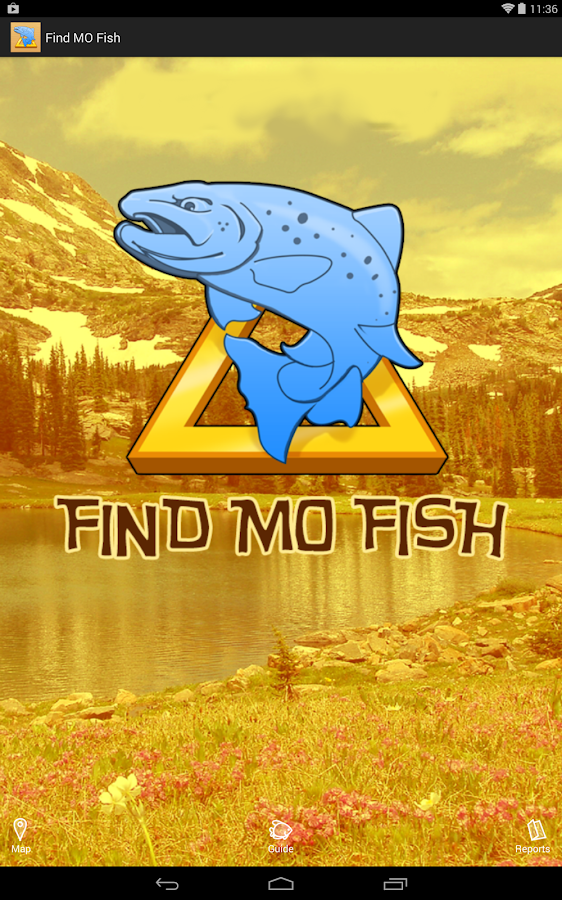 Find MO Fish - screenshot