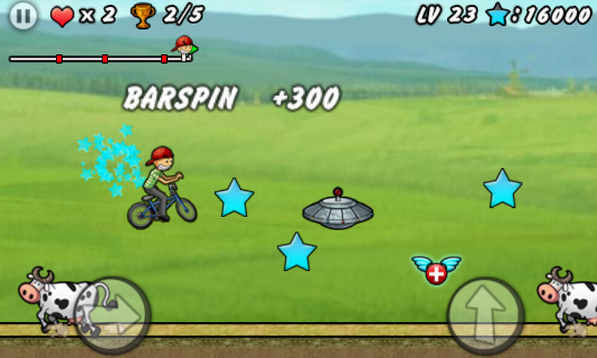 BMX Boy- screenshot