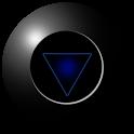 Magic 8 ball icon