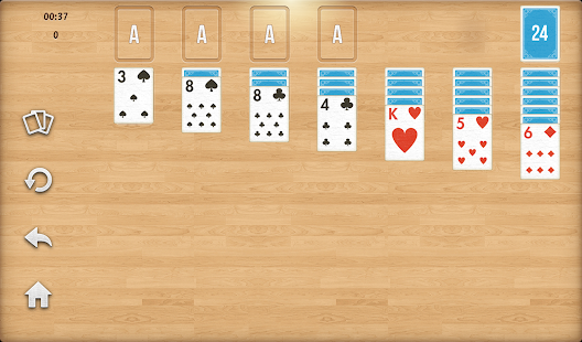 Solitaire classic card game- screenshot thumbnail
