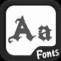 Gothic Font TextCutie