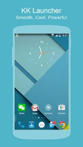 KK Launcher (Lollipop launcher v4.61