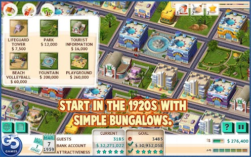 Build It! Miami Beach (Full) - screenshot thumbnail